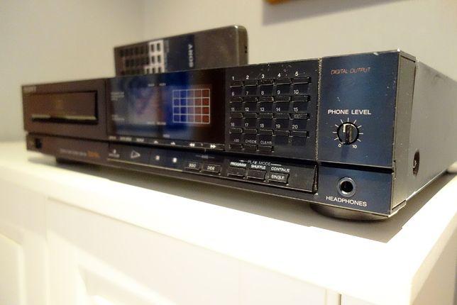 CD-проигрыватель Sony CDP-750 (TDA1541) с пультом ДУ