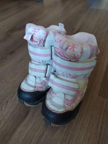 Зимние ботинки B&G 22 размер
