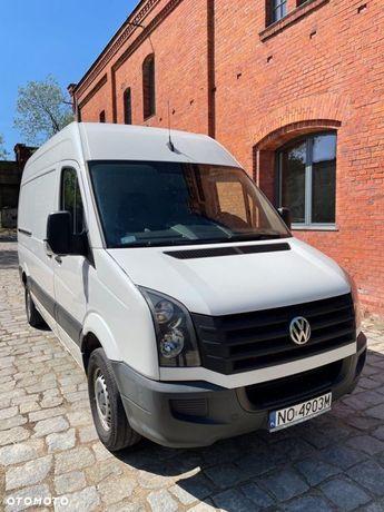 Volkswagen crafter  Pierwszy właściciel Salon Polska