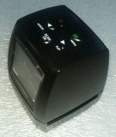 Сканер для оцифровки слайдов, кино- и фотоплёнок
