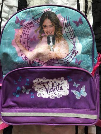 Plecak szkolny Disney Violetta