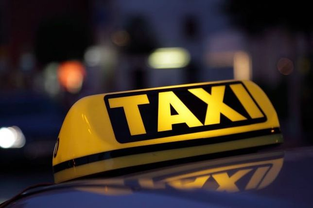 Licença de táxi Barcelos