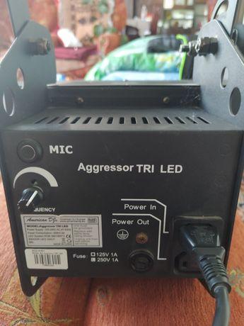 Lampa Dyskotekowa Aggressor, Dj , Efekt świetlny,