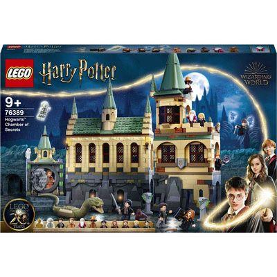 Конструктор LEGO Harry Potter Хогвартс: Тайная комната (76389)