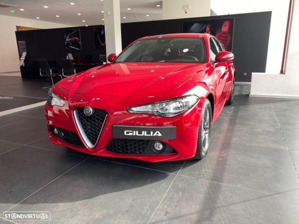 Alfa Romeo Giulia 2.2 D Super AT8