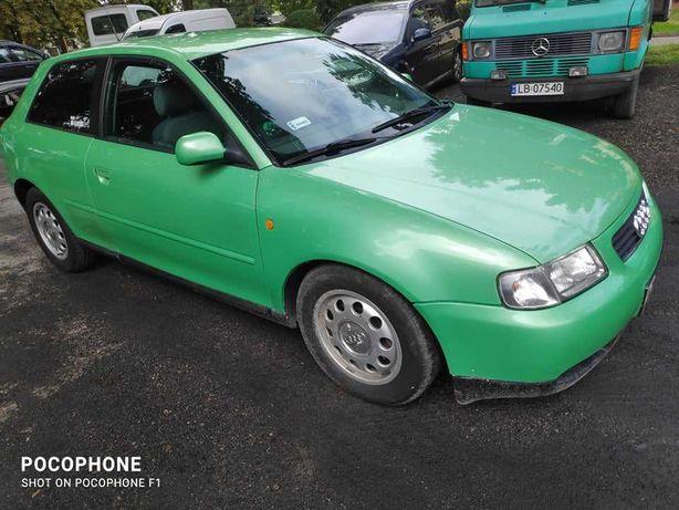 Audi A3 1.9 tdi 1998r długie opłaty