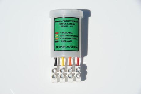 12. Przerywacz elektroniczny 12V= (impulsator)