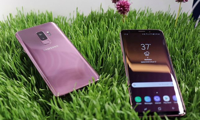 Продам флагман Samsung n965f galaxy S 9 plus 64gb в идеале Оригинал!