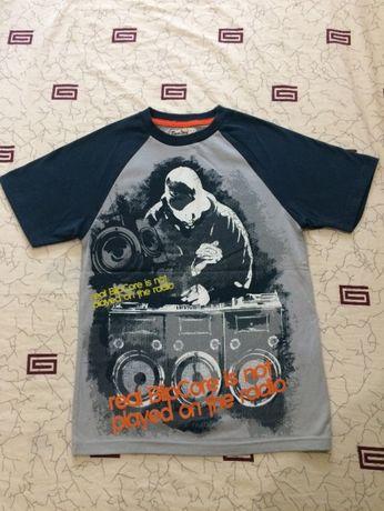 футболка новая для мальчика фирменная
