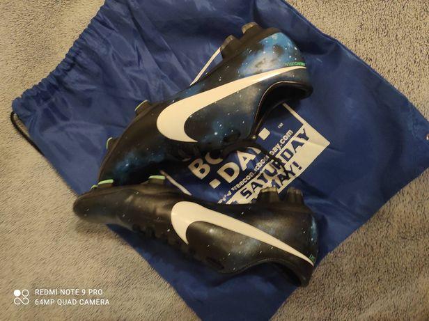 Футбольные бутсы Nike Mercurial Victory IV CR FG 41р.