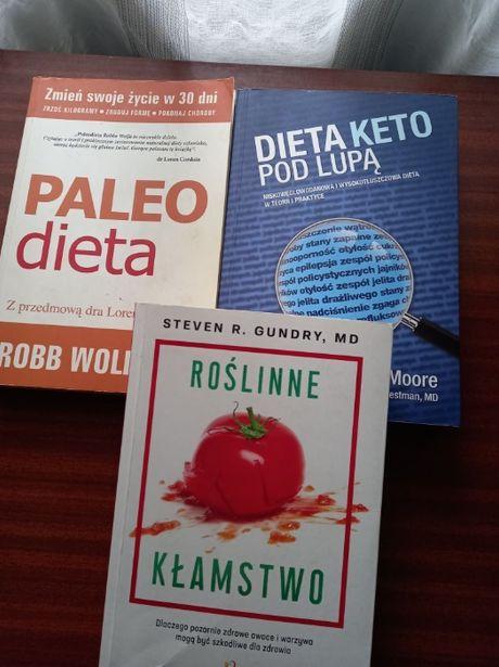 Dieta keto pod lupą , Roślinne kłamstwo dieta Paelo