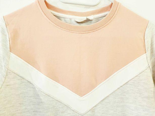 NAME IT * Sukienka dresowa cudowny fason NOWA kolory r. 146-152
