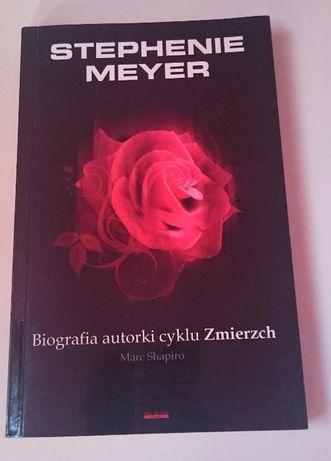 Biografia Stephanie Meyer autorki cyklu Zmierzch - Marc Saphiro