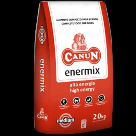 karma dla psa CANUN ENERMIX 20 KG DLA PSÓW DOROSŁYCH wysyłka gratis