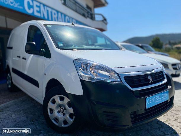 Peugeot 1.6 BlueHDi 100Cv