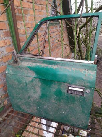 Дверь передняя задняя капот Москвич 412