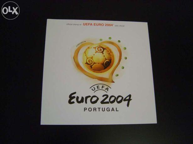 Selo oficial uefa euro 2004