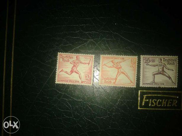 cenne znaczki olimpiada 1936 inne