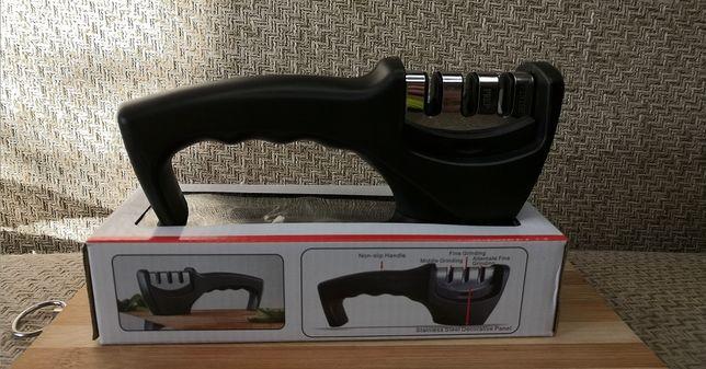 Супер точилка для ножей 3 в 1 тестдрайв
