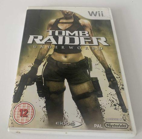 Tomb Raider: Underworld WII