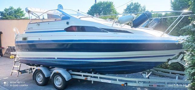 Jacht motorowy kabinowy Bayliner