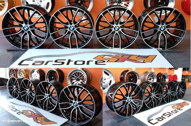 Jantes BMW M performance 18x8 5x120 et35