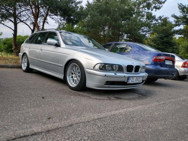 BMW E39 530dA Exclusive Edition