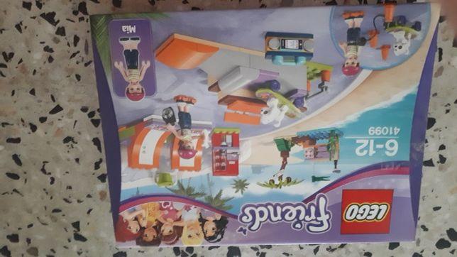 Lego Friends Skatepark 41099