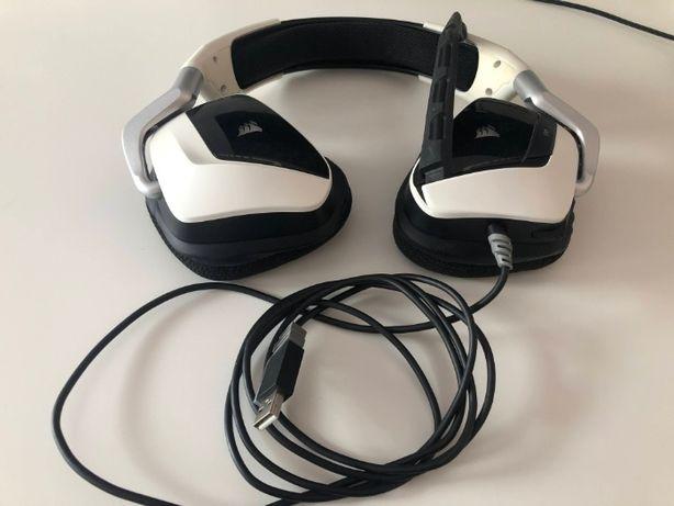Słuchawki CORSAIR Void RGB Elite Biały