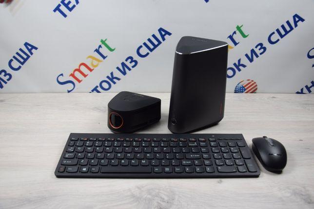 Мини ПК с проэктором Lenovo IdeaCentre 610S, i5, 750Ti #14442/14630