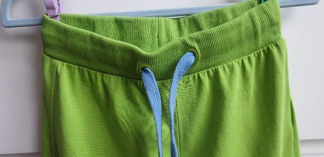 Cienkie spodnie Coccodrillo dla chłopca r. 110