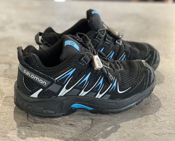 Оригинал кроссовки Solomon XA PRO 375904 детская обувь