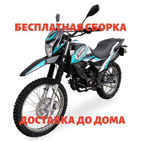 Кроссовый мотоцикл SHINERAY XY200GY-6C