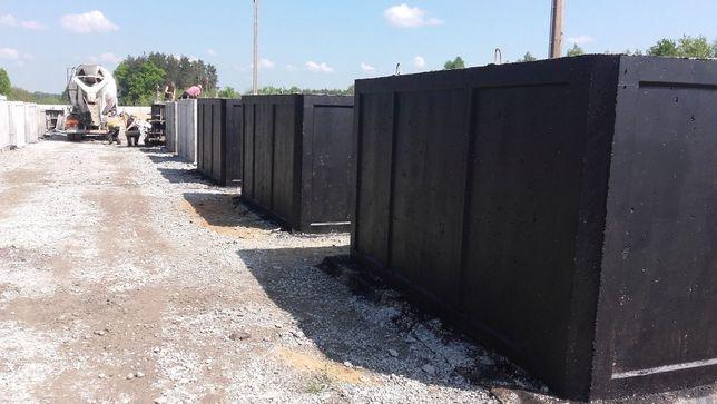 szamba zbiorniki betonowe 5m3 wysoka jakość wodoszczelne atest