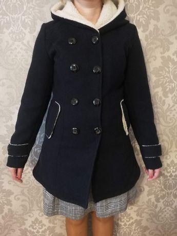 płaszczyk jesienno-zimowy włoski 36 S