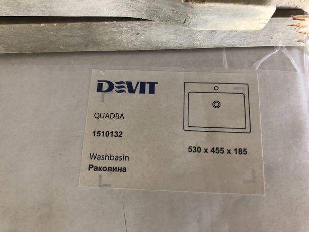 Раковина Devit Италия