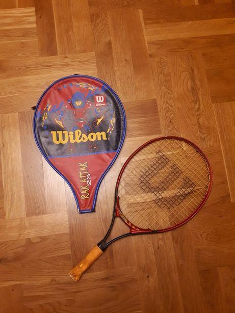 Rakieta do tenisa Wilson Rak Attack 23
