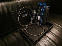 WireWorld Silver Eclipse 8 RCA lub XLR interkonekt Trans Audio Hi-Fi