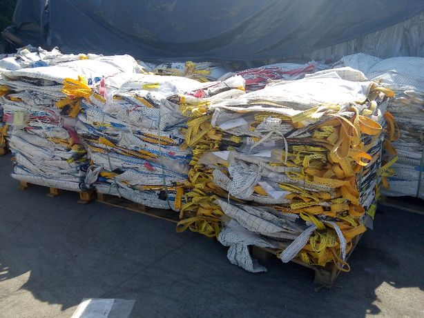 Worki Big Bag Używane na drewno trociny pyły rozmiary 100-200cm Hurt