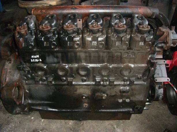 Renault,Fendt -- silnik MWM D226-6 --części