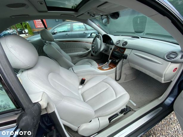 Mercedes-Benz CLK Mercedes CLK 100 tys km. automat super stan , możliwa zamiana.
