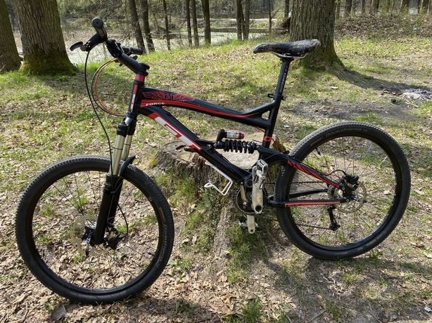 Ендуро двухпідвіс Gt dh горний велосипед L 26кол
