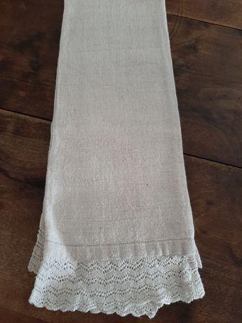 toalha de mãos em linho