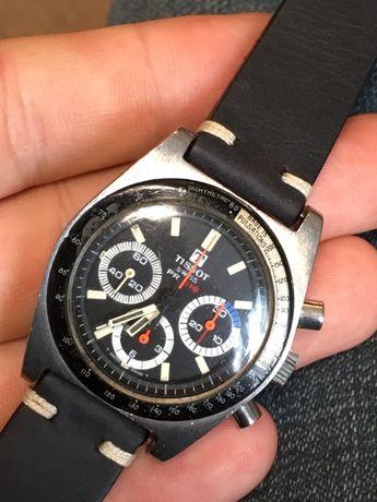 Tissot pr516 chronograf manulany swietny mechanizm
