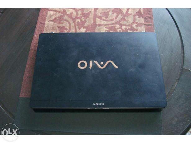Notebook Sony Vaio Série X modelo VPCX11S1E