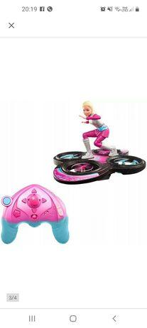 Dron Barbie 360°