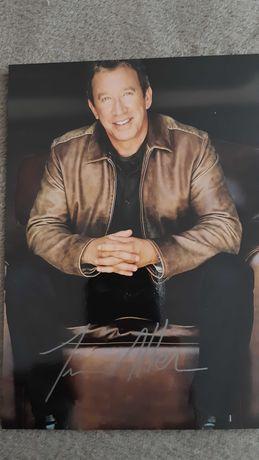 Autograf Tim Allen