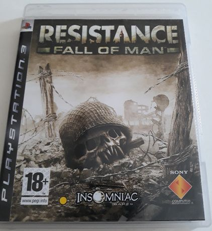 Resistance: Fall of Man PS3 ANG