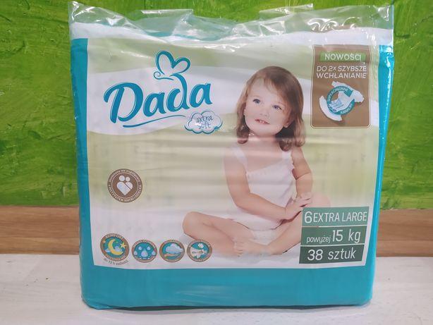 Pieluchy Dada Extra Soft 6 38 szt.
