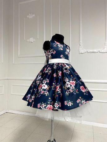 Платье плаття сукня пышное праздничное ретро випускне выпускное